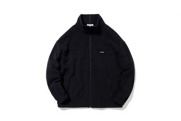 COVERNAT 20 FW Fleece Zip-up (1)