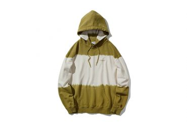 COVERNAT 20 FW Tie-Dyeing Small Authentic Logo Hoodie (1)