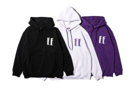 """FORBIDDEN FRUIT® by AES 20 AW""""FF"""" Logo Hoodie (3)"""