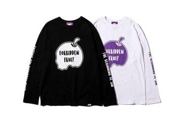 FORBIDDEN FRUIT® by AES 20 AW inner Logo LS T-Shirt (4)