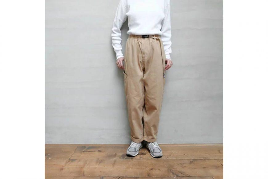 GRAMICCI 20 FW Resort Pants 台灣限定款式 (3)