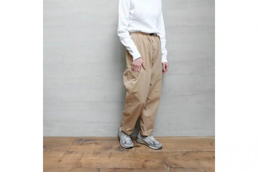 GRAMICCI 20 FW Resort Pants 台灣限定款式 (4)