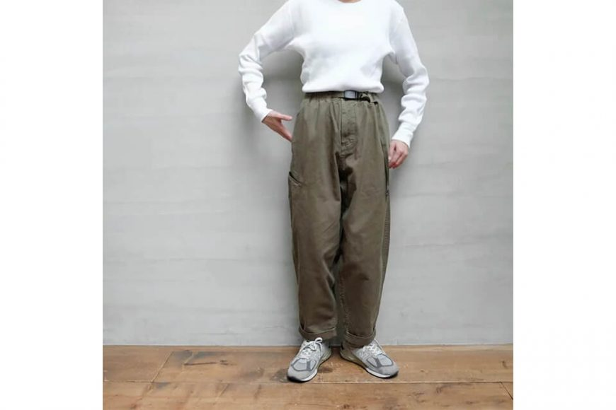 GRAMICCI 20 FW Resort Pants 台灣限定款式 (5)
