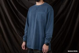 MANIA 20 AW Patchwork Washed Tee (4)