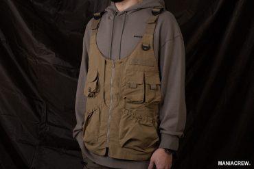 MANIA 20 AW Pockets Vest (9)