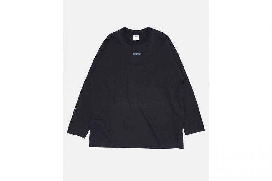 NEXHYPE 20 FW Travel LS T-Shirt '20 (1)