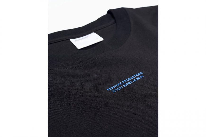 NEXHYPE 20 FW Travel LS T-Shirt '20 (3)