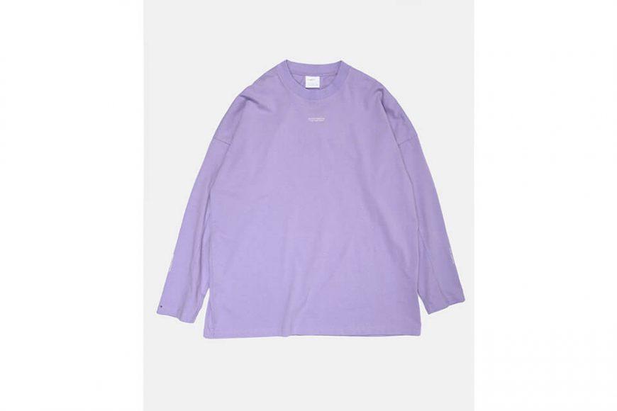 NEXHYPE 20 FW Travel LS T-Shirt '20 (5)