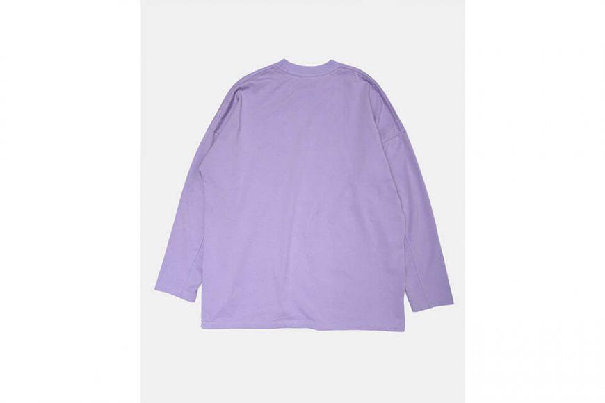 NEXHYPE 20 FW Travel LS T-Shirt '20 (6)