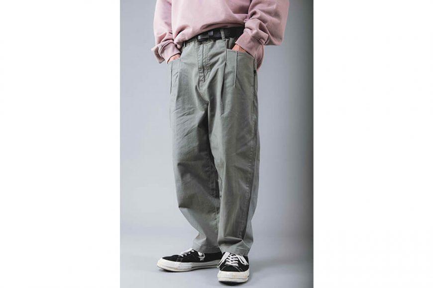NextMobRiot 20 AW Columbia OV Pants (7)