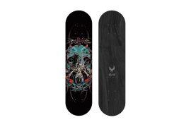 REMIX x 霹靂布袋戲 20 AW Remin Pili 虎魁天虓皇 Skateboard (1)