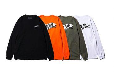 AES 20 AW AESTEAM Oversized Long Sleeve T-Shirt (1)