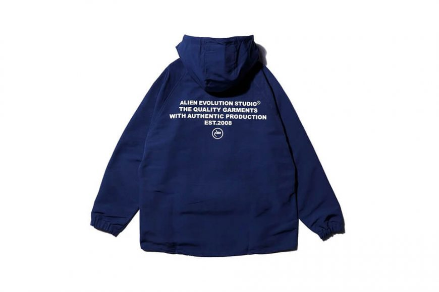 AES 20 AW Nylon Water Repellent Hoodie (3)