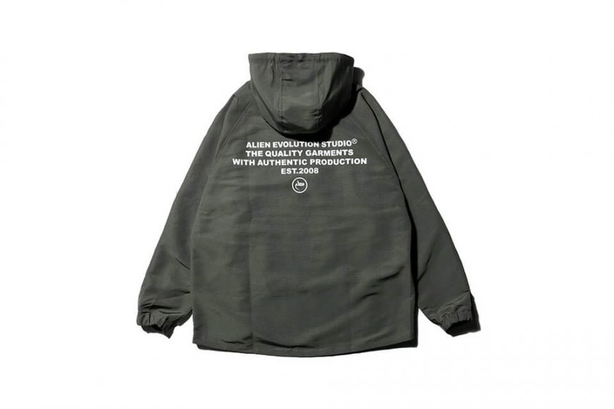 AES 20 AW Nylon Water Repellent Hoodie (5)