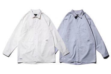AES 20 AW Pocket Long Version Twill Shirt (0)