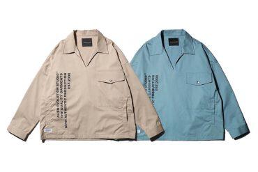 AES 20 AW Pocket Short Version Twill Shirt (0)