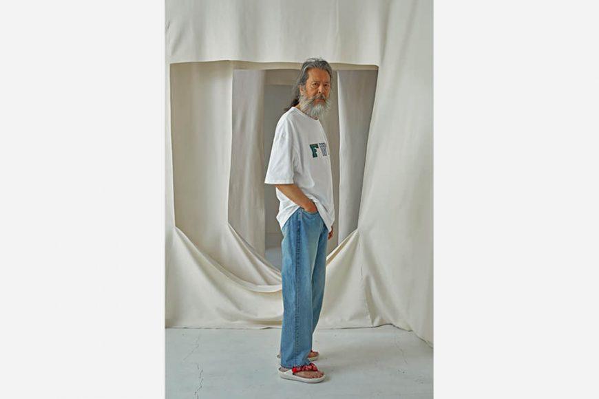 FrizmWORKS 20 FW OG Wide Denim Pants (1)