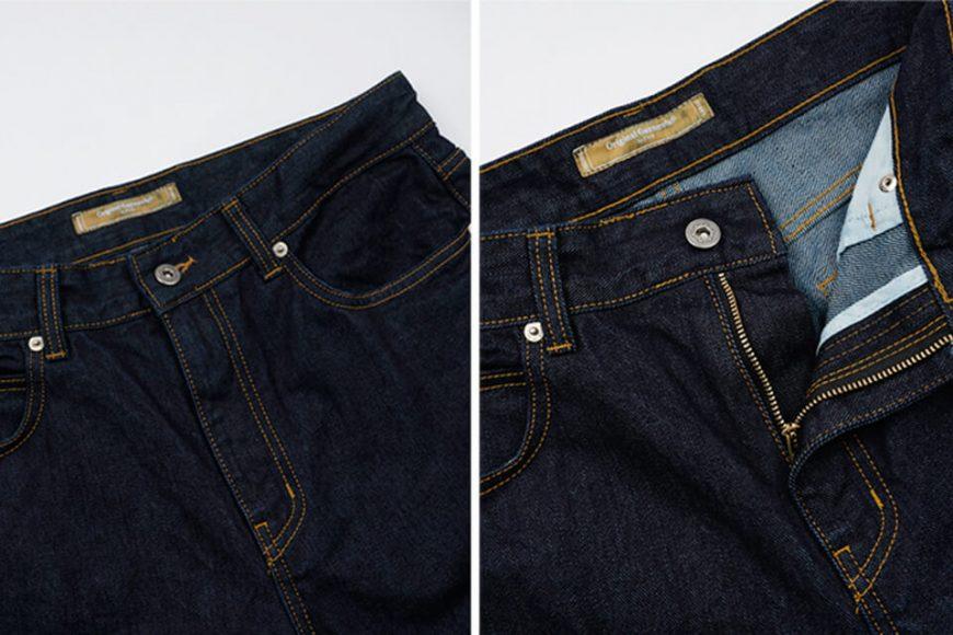 FrizmWORKS 20 FW OG Wide Denim Pants (12)