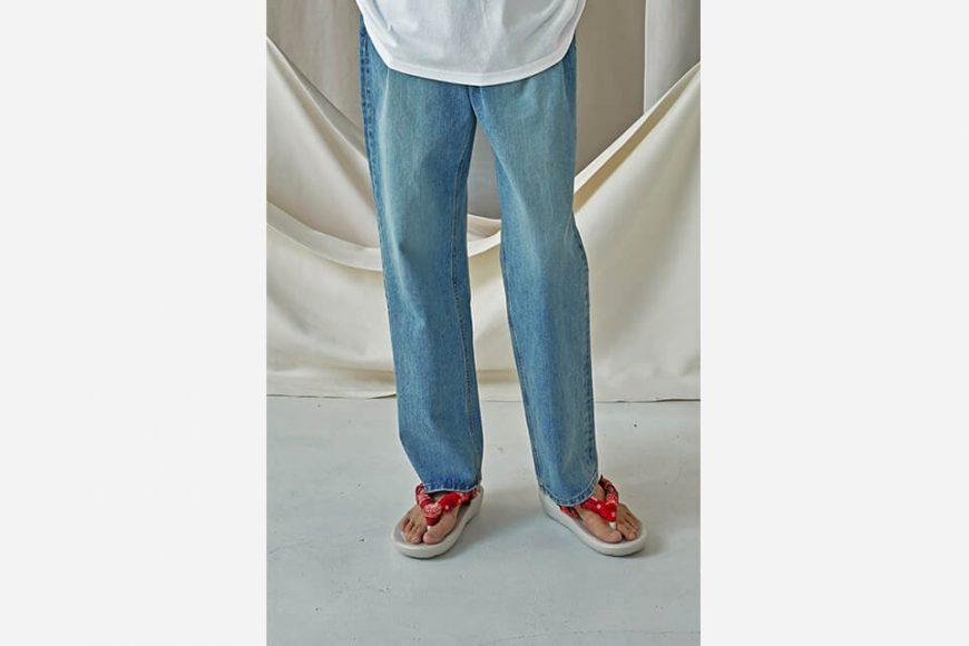 FrizmWORKS 20 FW OG Wide Denim Pants (2)
