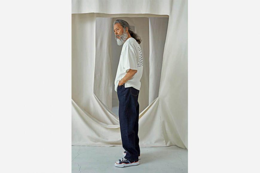 FrizmWORKS 20 FW OG Wide Denim Pants (3)