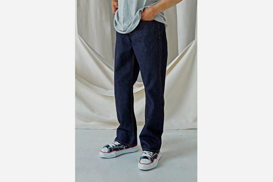 FrizmWORKS 20 FW OG Wide Denim Pants (4)