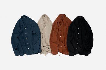 FrizmWORKS 20 FW Open Collar Shirt (0)