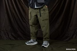 MANIA 20 AW Decker Pocket Pants (8)