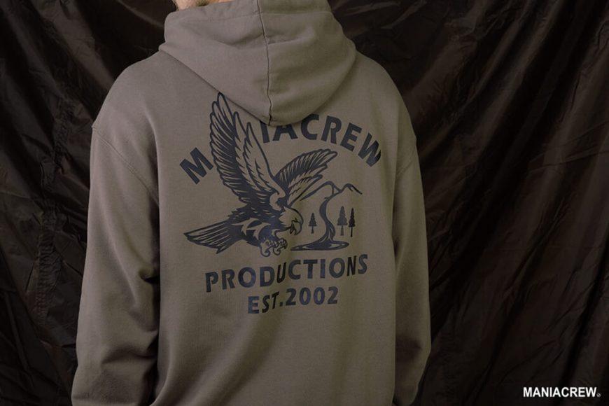 MANIA 20 AW Hawk Hoodie (12)