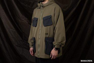 MANIA 20 AW Patchwork Pocket Jacket (10)