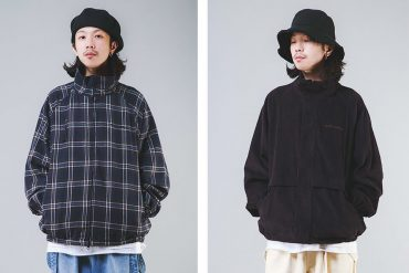 NextMobRiot 20 AW Plaid Reversible Corduroy Jacket (0)