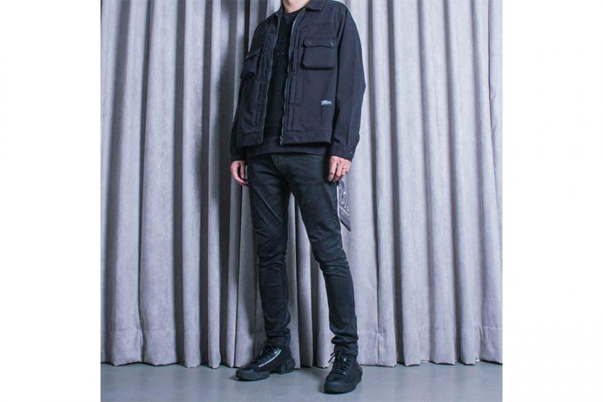 OVKLAB Washed Denim Jacket (1)
