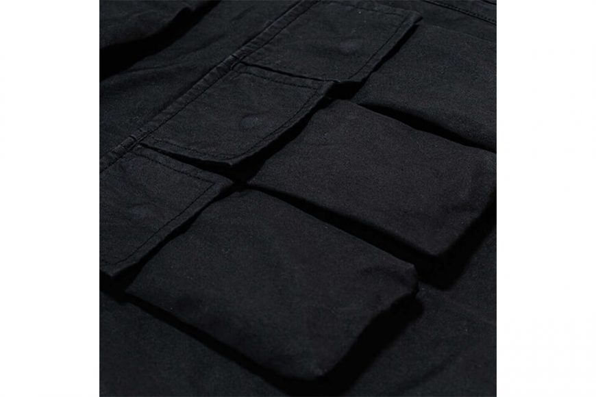 PERSEVERE 20 AW W. Utility Field Jacket (13)