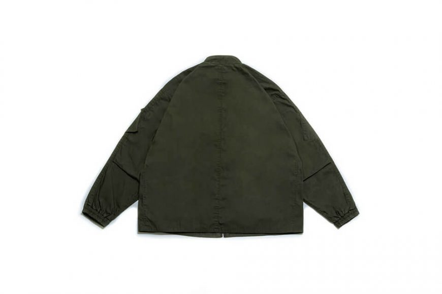 PERSEVERE 20 AW W. Utility Field Jacket (25)