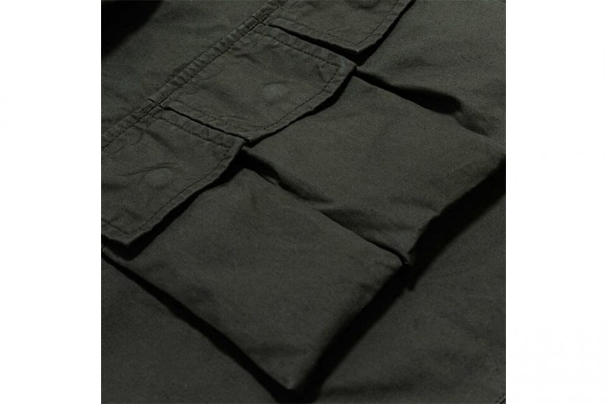 PERSEVERE 20 AW W. Utility Field Jacket (29)