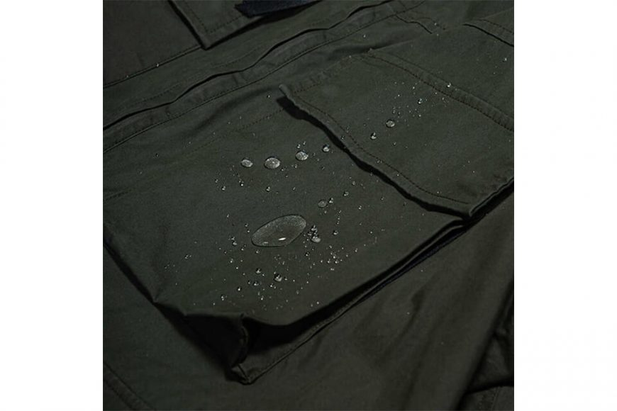 PERSEVERE 20 AW W. Utility Field Jacket (31)