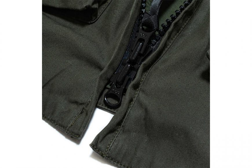 PERSEVERE 20 AW W. Utility Field Jacket (35)