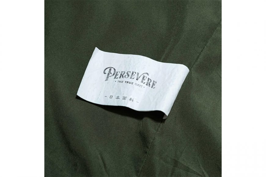 PERSEVERE 20 AW W. Utility Field Jacket (38)