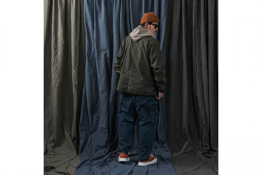 PERSEVERE 20 AW W. Utility Field Jacket (5)