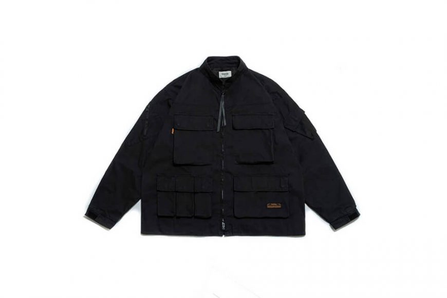PERSEVERE 20 AW W. Utility Field Jacket (8)
