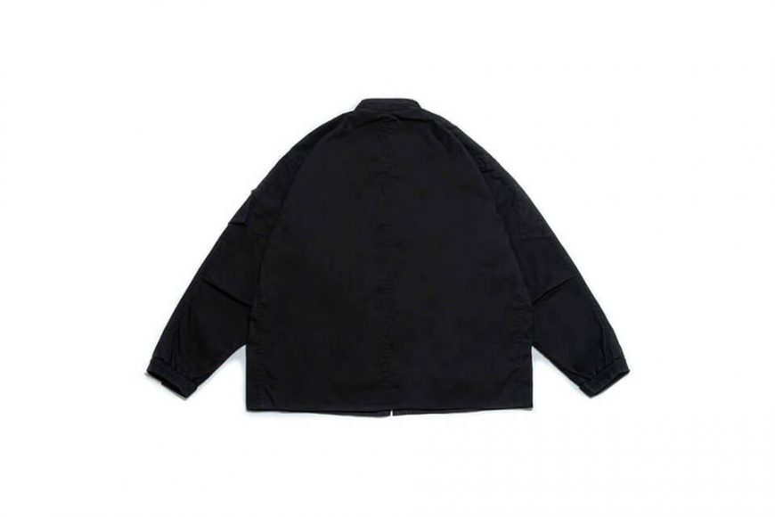 PERSEVERE 20 AW W. Utility Field Jacket (9)