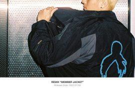REMIX 20 AW Member Jacket (1)