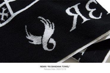REMIX 20 AW RX Bandana Towel (1)