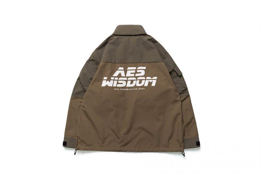 WISDOM® x AES AESDOM Ski Anorak (4)