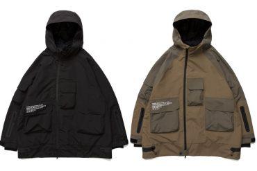 WISDOM® x AES AESDOM Ski Jacket (0)