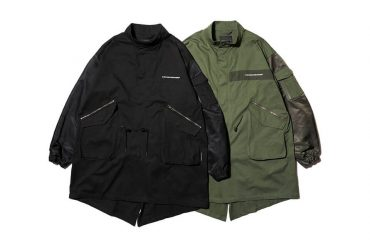 AES 20 AW Oversized M65 Parka (1)