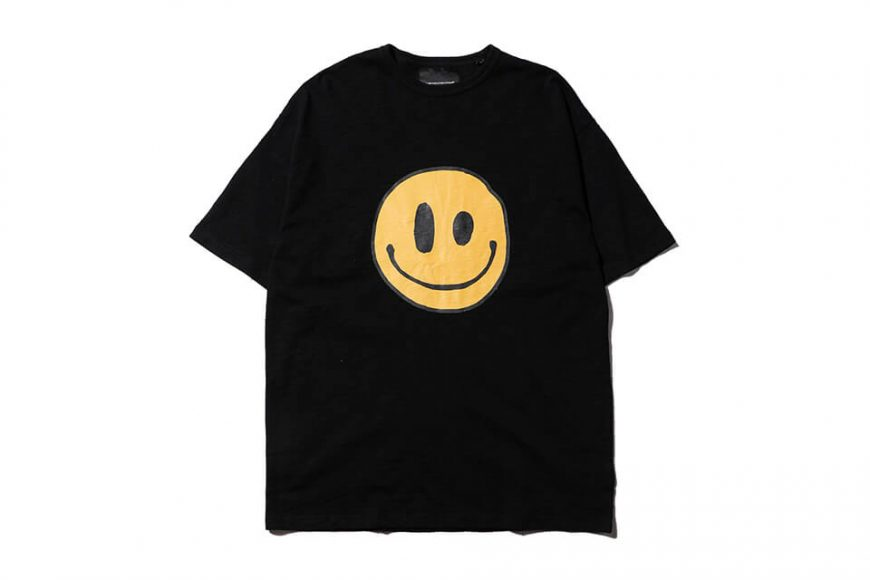 AES 20 AW Smile Face Oversize T-Shirt (2)