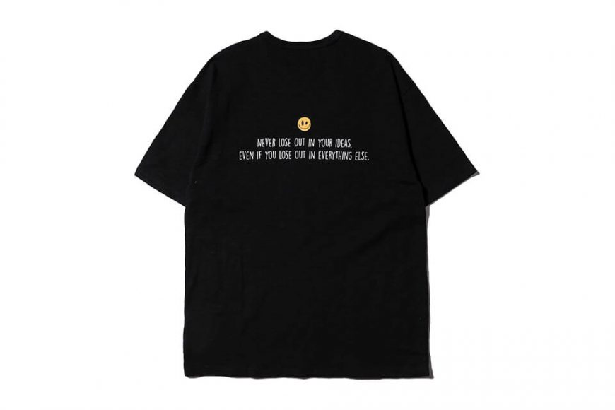 AES 20 AW Smile Face Oversize T-Shirt (3)