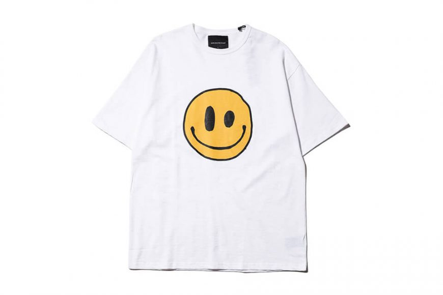AES 20 AW Smile Face Oversize T-Shirt (4)