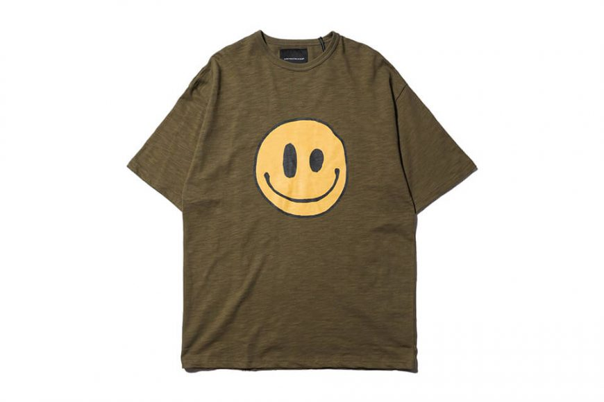 AES 20 AW Smile Face Oversize T-Shirt (5)