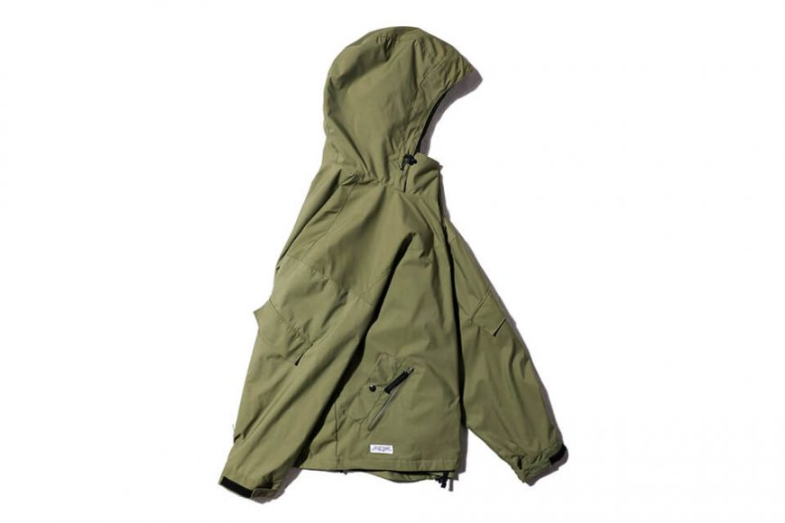 AES 20 AW Water Repellent Nylon JKT (11)
